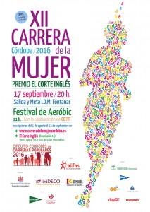 CARTEL CARRERA AF A3 2016